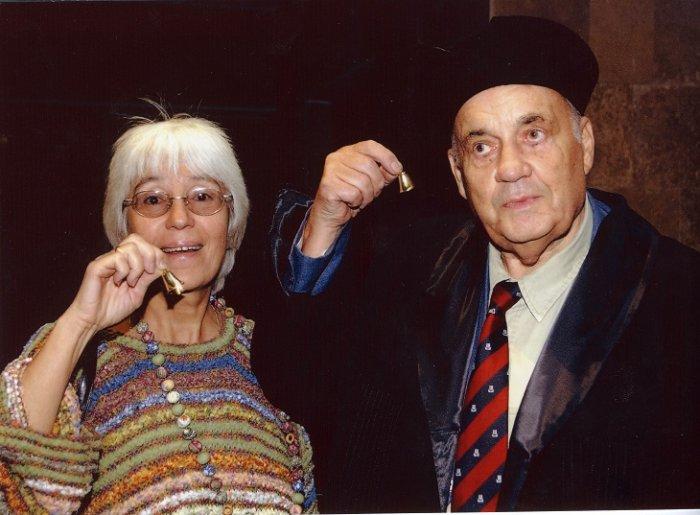 Эльдар рязанов и его семья фото